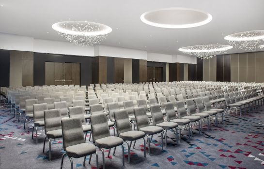 Conference room Sheraton Grand Tbilisi Metechi Palace