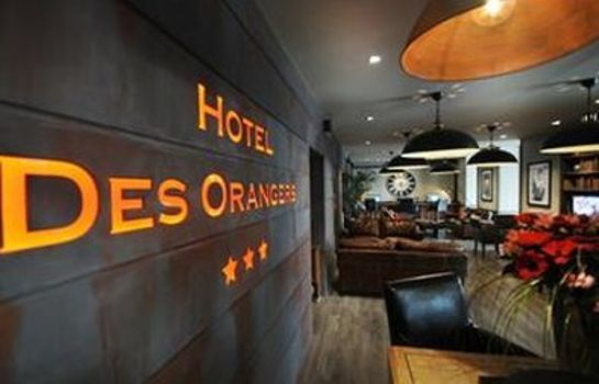 Hotelhalle Hotel The Originals des Orangers Cannes (ex Inter-Hotel)
