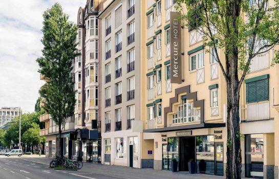 Mercure Hotel Muenchen Schwabing In Munchen Hotel De