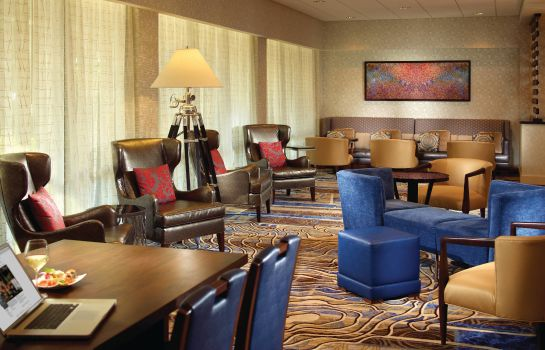 Hotelhalle Atlanta Airport Marriott