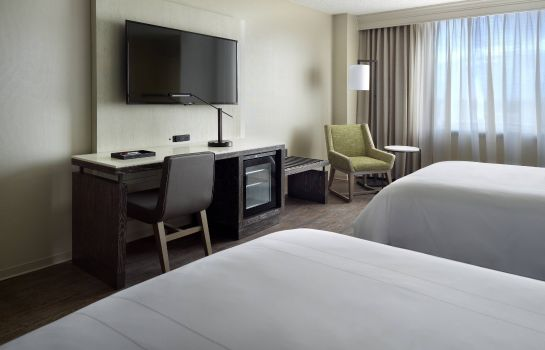 Zimmer Atlanta Airport Marriott