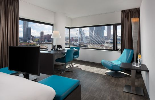 Junior-suite Inntel Hotels Rotterdam Centre