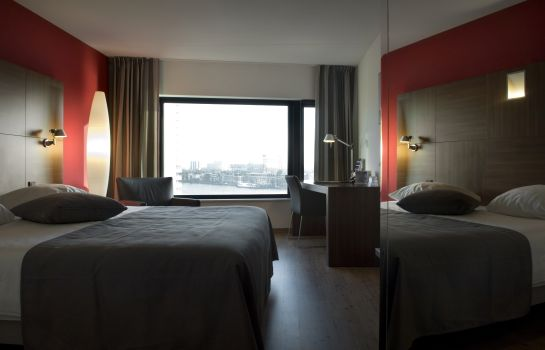 Double room (superior) Inntel Hotels Rotterdam Centre