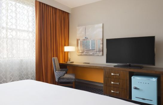 Zimmer DoubleTree by Hilton Atlanta Downtown