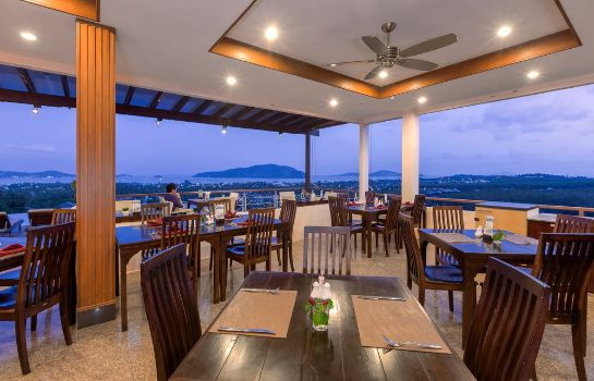Hotelbar The View Rawada Resort & Spa