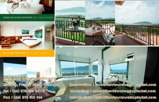Info The View Rawada Resort & Spa