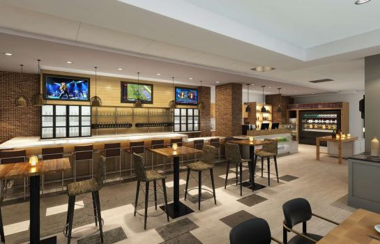Hotel-Bar Doubletree by Hilton Perimeter Park