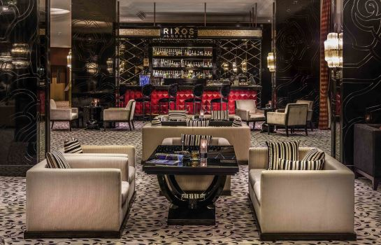 Hotel-Bar Rixos Downtown Antalya