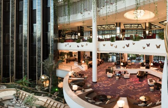 Hotelhalle Rixos Downtown Antalya