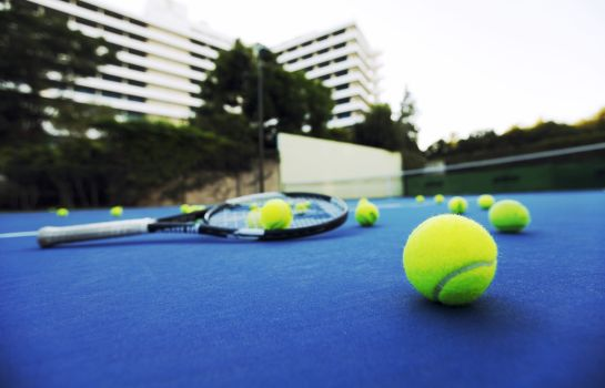 Tennisbaan Rixos Downtown