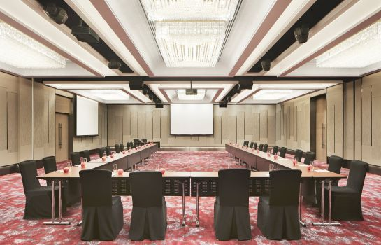 Conference room Sheraton Towers Singapore