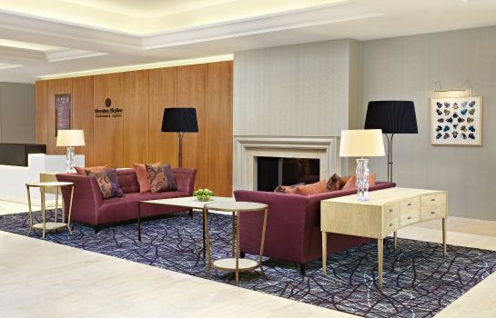 Hall Sheraton Skyline Hotel London Heathrow