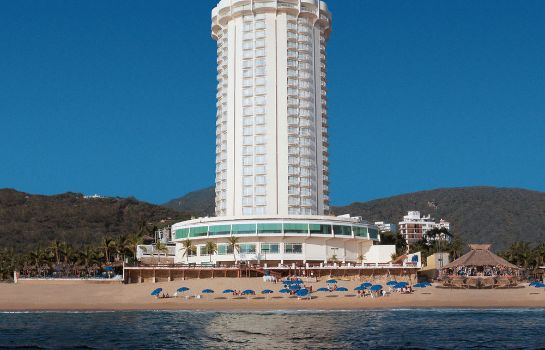 Exterior view Calinda Beach Acapulco