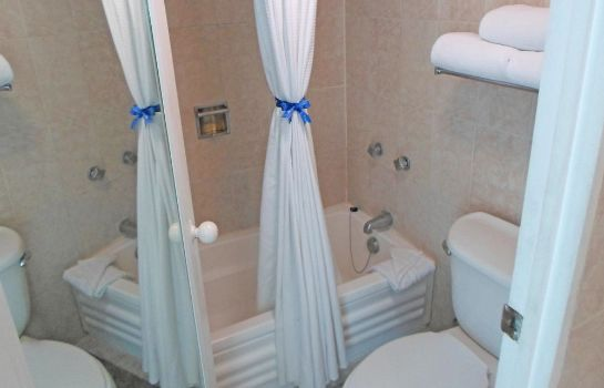 Bathroom Calinda Beach Acapulco