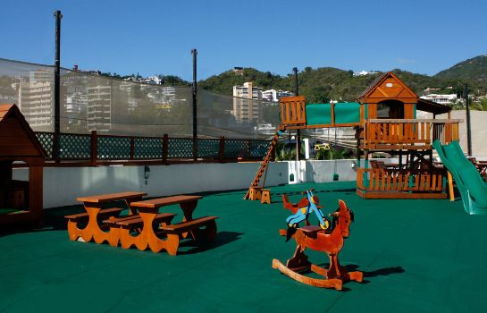 Sports facilities Calinda Beach Acapulco