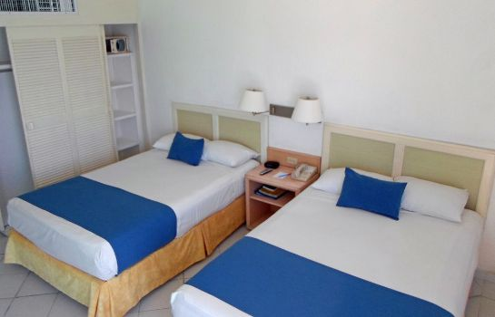Standard room Calinda Beach Acapulco