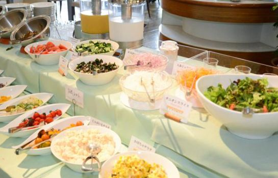 Ontbijtbuffet Sapporo Park Hotel