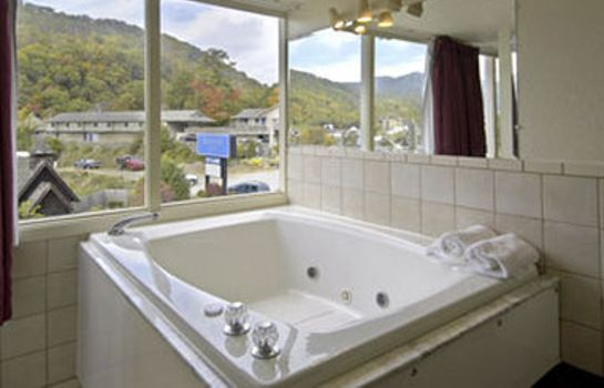 Chambre HOJO GATLINBURG DOWNTOWN