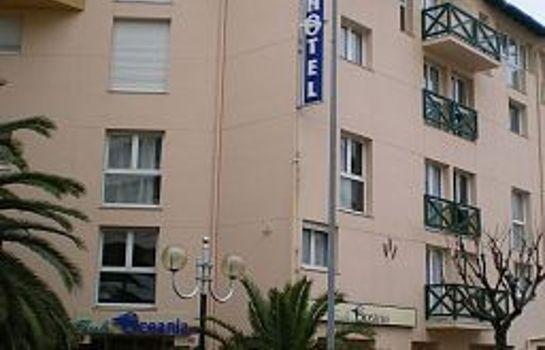 Hotel Escale Oceania Biarritz  Hotel Info