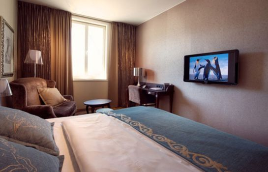 Zimmer Clarion Collection Hotel Tollboden