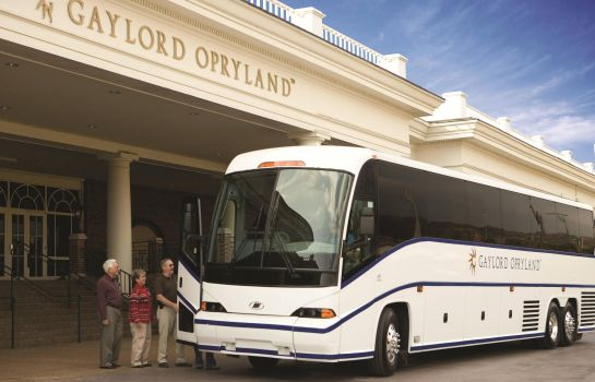 Informacja Gaylord Opryland Resort & Convention Center
