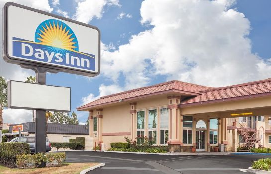 Außenansicht Days Inn Anaheim Near Convention Center