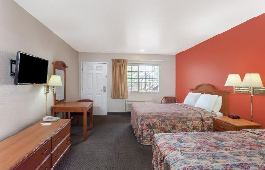 Chambre Days Inn Anaheim Near Convention Center