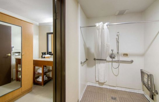 Chambre Comfort Inn Near Old Town Pasadena in Ea