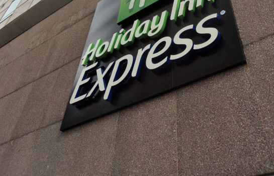 Exterior view Holiday Inn Express DENVER DOWNTOWN