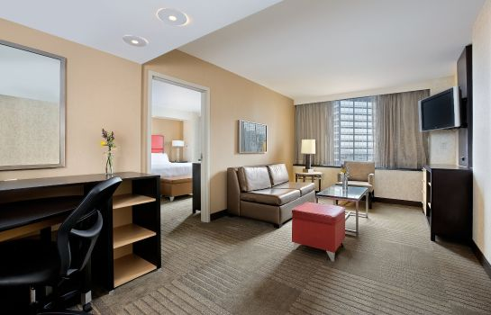 Suite Holiday Inn Express DENVER DOWNTOWN