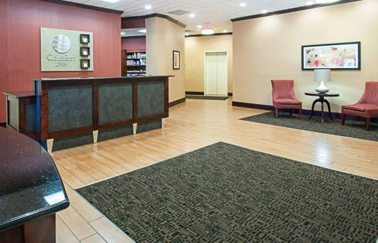 Lobby Comfort Inn Ballston