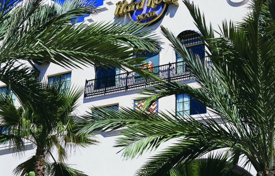 Vista exterior HARD ROCK HOTEL AT UNIVERSAL ORLANDO