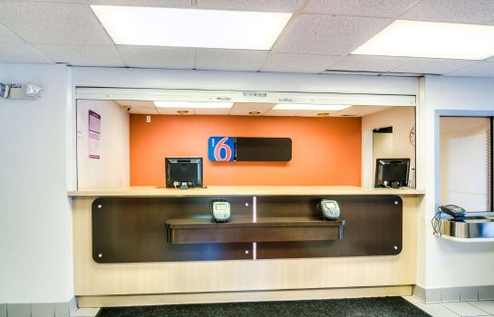 Hol hotelowy Motel 6 Chicago West - Villa Park