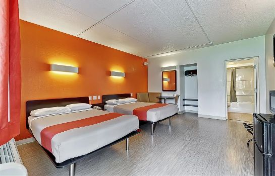 Pokój Motel 6 Chicago West - Villa Park