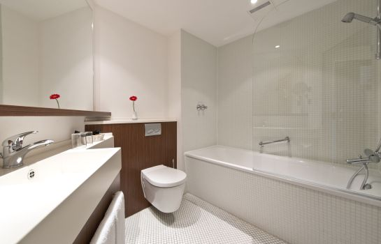 Bathroom Park Hotel Moabit