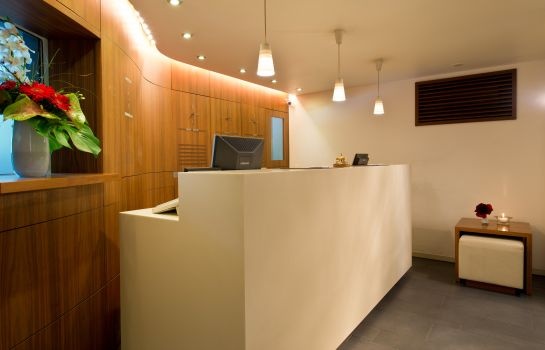 Reception Park Hotel Moabit