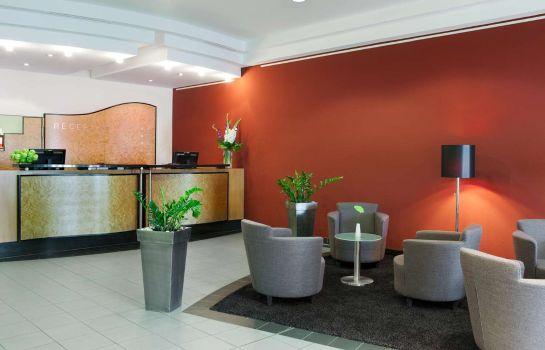 Lobby IntercityHotel