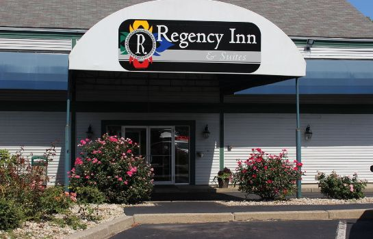 Buitenaanzicht Regency Inn & Suites