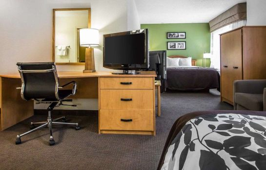 Zimmer Sleep Inn and Suites Airport