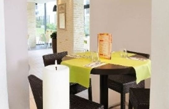 Restaurante Residhome Paris-Massy Apparthotel