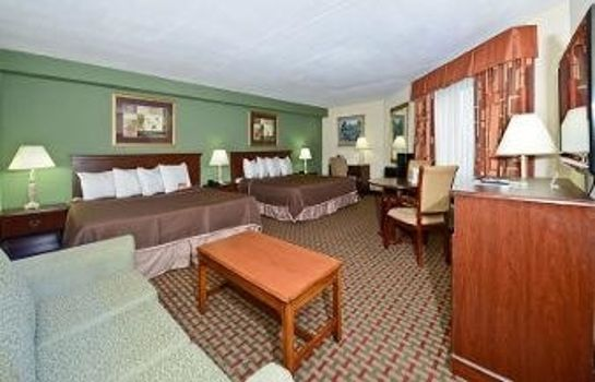 Suite HOWARD JOHNSON NEWARK AIRPORT