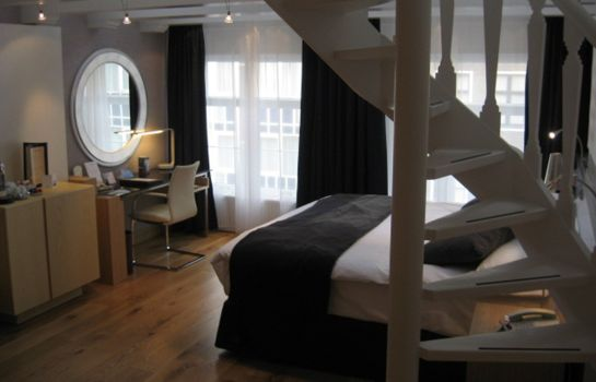 Junior Suite Amsterdam Radisson Blu Hotel