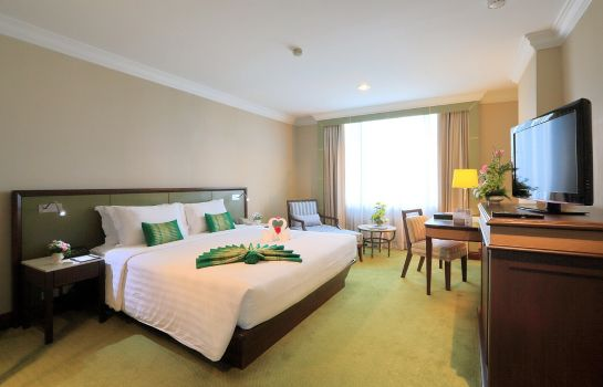 Double room (standard) Golden Tulip Sovereign Hotel - Bangkok