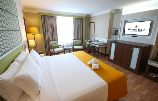 Double room (superior) Golden Tulip Sovereign Hotel - Bangkok