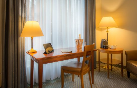Junior Suite Das Carls Hotel Altstadt