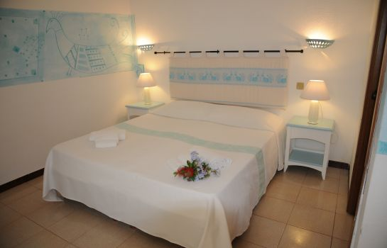 Triple room Fior di Sardegna Hotel Village