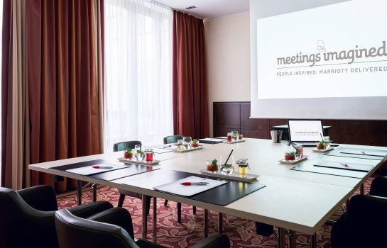 Conference room Munich Airport Marriott Hotel