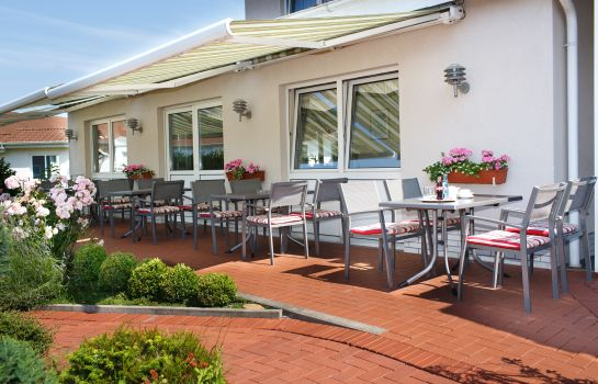 Terrace Trans-World Hotel Freizeit Auefeld