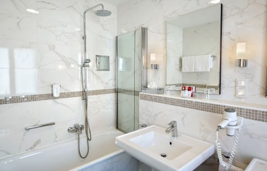 Bagno in camera Austria Trend Hotel Astoria Wien