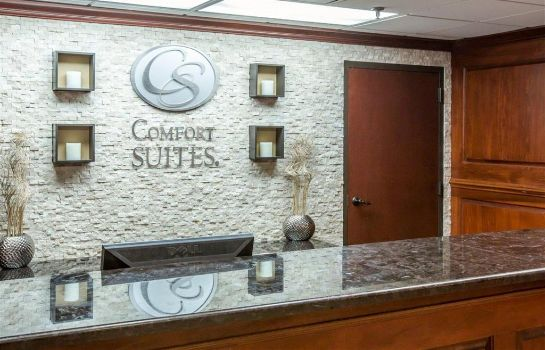 Hotelhalle Comfort Suites Outlet Center